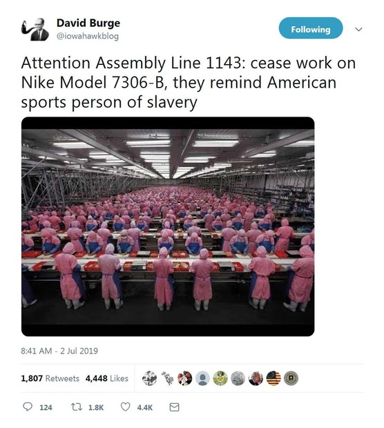 nike chinese assembly line 7-3-19-1